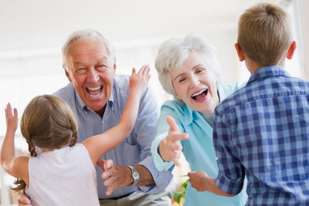 Grandparent Visit